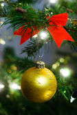 Christmas tree decoration — Foto de Stock