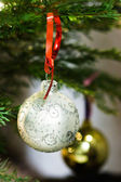 Christmas tree decoration — Стоковое фото