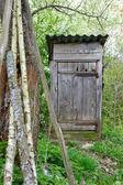 Casinha velha — Foto Stock