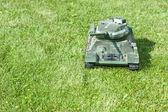 T-34 tank model — Stock Photo