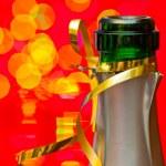 New Years's Champagne — Stock Photo #13741508