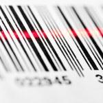 Barcode scanning — Stock Photo #13741733