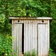 Outhouse — Stock Photo #13740576