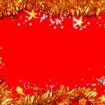 Christmas frame — Stock Photo