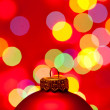 Christmas lights — Stock fotografie #13740792