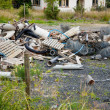Heap of construction waste — Stock Photo #13740913