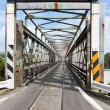Road-rail bridge - Foto de Stock