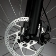 Bicycle disk brake - Foto de Stock