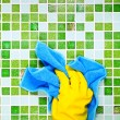 Housework — Stock Photo