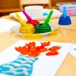 Childrens creativity concept — Stock Photo #13741283