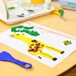 Childrens creativity concept — Stock Photo #13741607