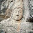Buddha Face - Stok fotoraf