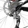Bicycle gear - Stock Photo