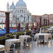 Street cafe in Venice — Stock Photo #13742251