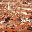 Venice aerial view — Stock Photo #13742261