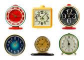Clocks collection — Stock Photo