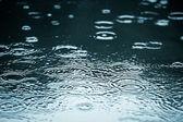 Rainy weather — Stock Photo