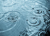 Rainy weather — Foto Stock