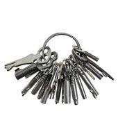 Svazek klíčů — Stock fotografie