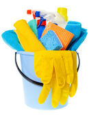 Cleaning concept — Stock Photo