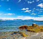 Lac manapouri — Photo
