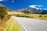 Scenic road — Stock fotografie