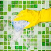 Housework — Stock Photo