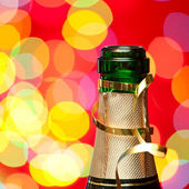New Years's Champagne — Foto Stock
