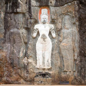 Buddhist Sculptures — Stock Photo