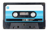Audio tape — Stock Photo