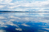 Morning on the Moldefjord in Norway — Stock Photo