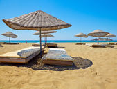 Sunny beach — Stock Photo