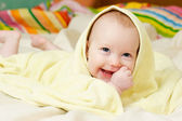 Four mounth infant — Stock Photo