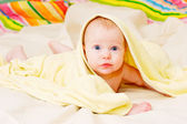 Four mounth infant — Foto de Stock