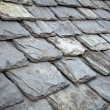 Stock Photo: Slate Roof