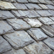 Slate Roof — Stock Photo