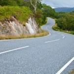 Winding road — Stock Photo #15764943