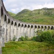 Glenfinnan Viaduct — Stock fotografie
