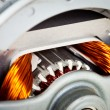Stock Photo: Electric motor