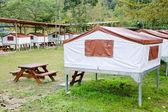 Camping a taiwan — Foto Stock