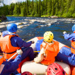 Whitewater rafting — Stock Photo #25231685