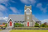 Presbyterian church in New Zealand — Stock Photo