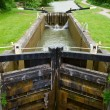 Canal Lock — Stock Photo