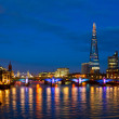 Stock Photo: Southwark Bridge in London