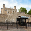 Tower of London entrance — Stock Photo #32656625