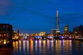 Southwark Bridge in London — Stock Photo