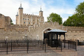Tower of London entrance — Stock Photo