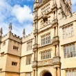 Old Bodleian Library — 图库照片