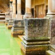 Roman Baths in Bath — Stock Photo