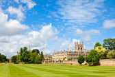 Merton College in Oxford — Stock Photo